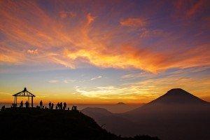 Golden Sunrise Bukit Sikunir (Foto: Istimewa)