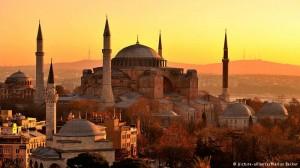 Hagia Sophia (Foto: Istimewa)