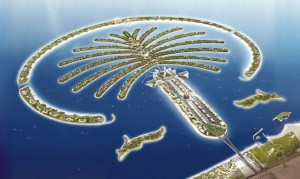 Palm Jumeirah  (Foto: Istimewa)