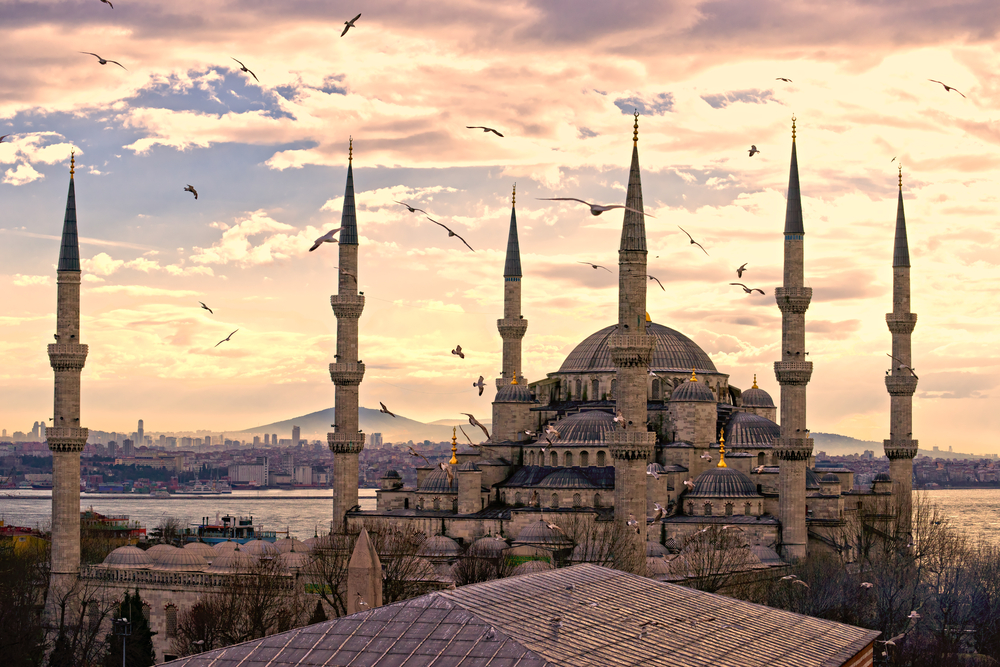 Blue Mosque (Foto: Istimewa)